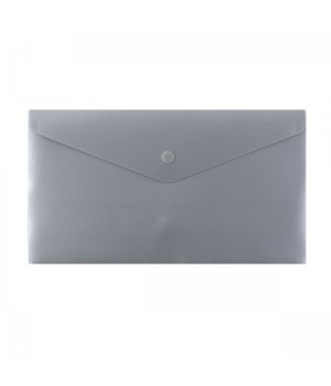Папка-конверт на кноп А6 (133*233мм) 0,18мм Travel 255036