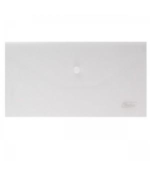 Папка-конверт на кноп А6 (120*220мм) 0,18мм матовая AKk6_00000 прозр