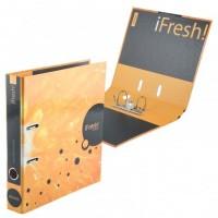 Регистратор 50мм ламинир iFRESH-апельсин ПР4_11263