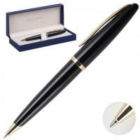 * Ручка Waterman Carene Black Sea GT BP M шар лак латунь/позолота S0700380 син