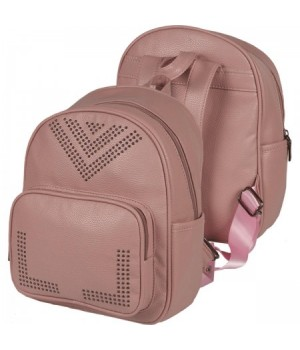 Рюкзак к/з 1отд 22*28*10 deVENTE 7032970 розовый