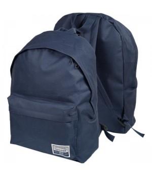 Рюкзак ткань 1отд deVENTE 30*38*14 7034943 т син
