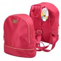 * Рюкзак ткань 1отд 27*33*14 Красный 17204-3 КОКОС