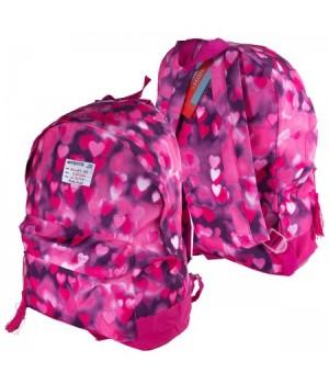 Рюкзак ткань 1отд 30*40*14 deVENTE 7033785 розовый